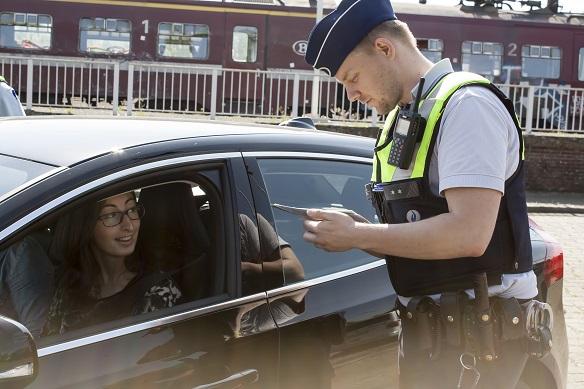 politie wodca